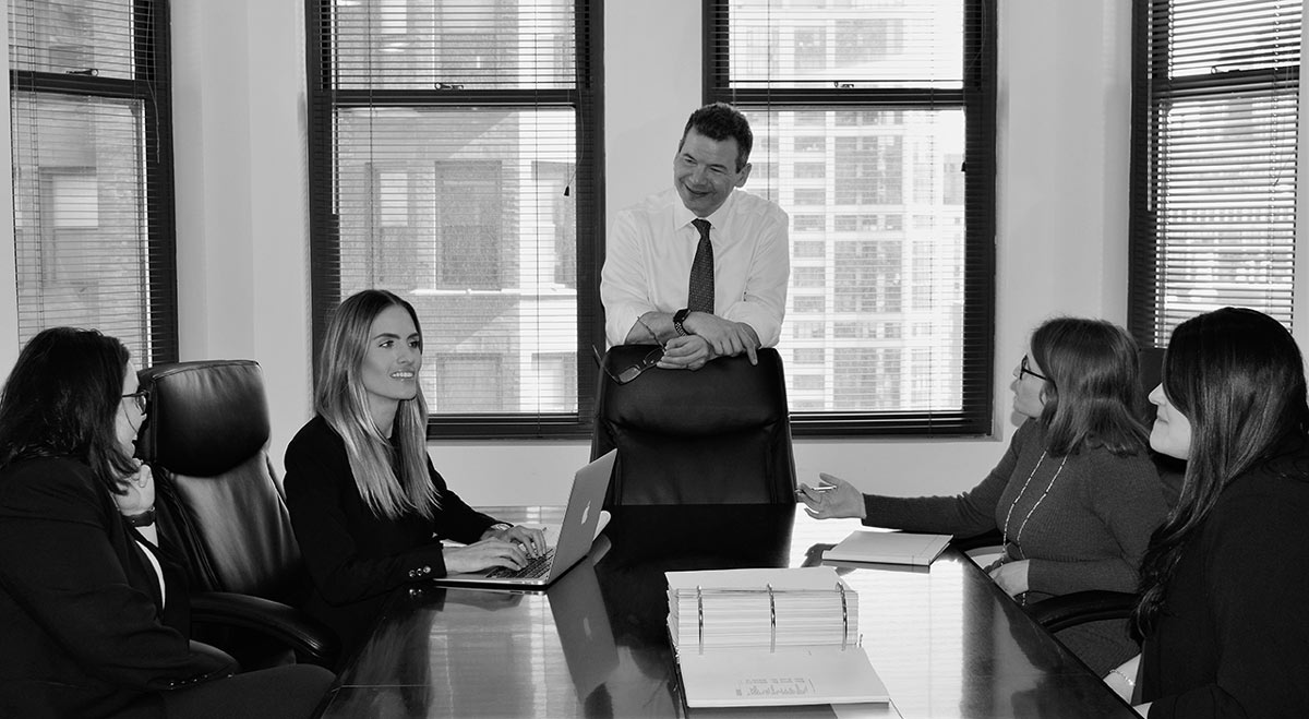 A&G team in conference room